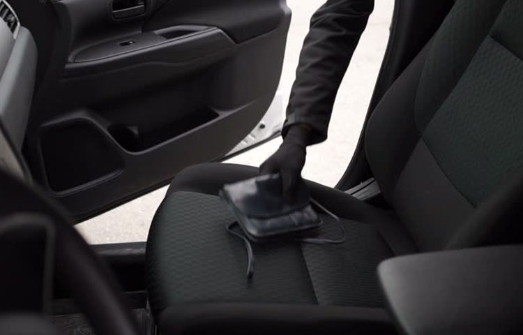 policija auto lopov