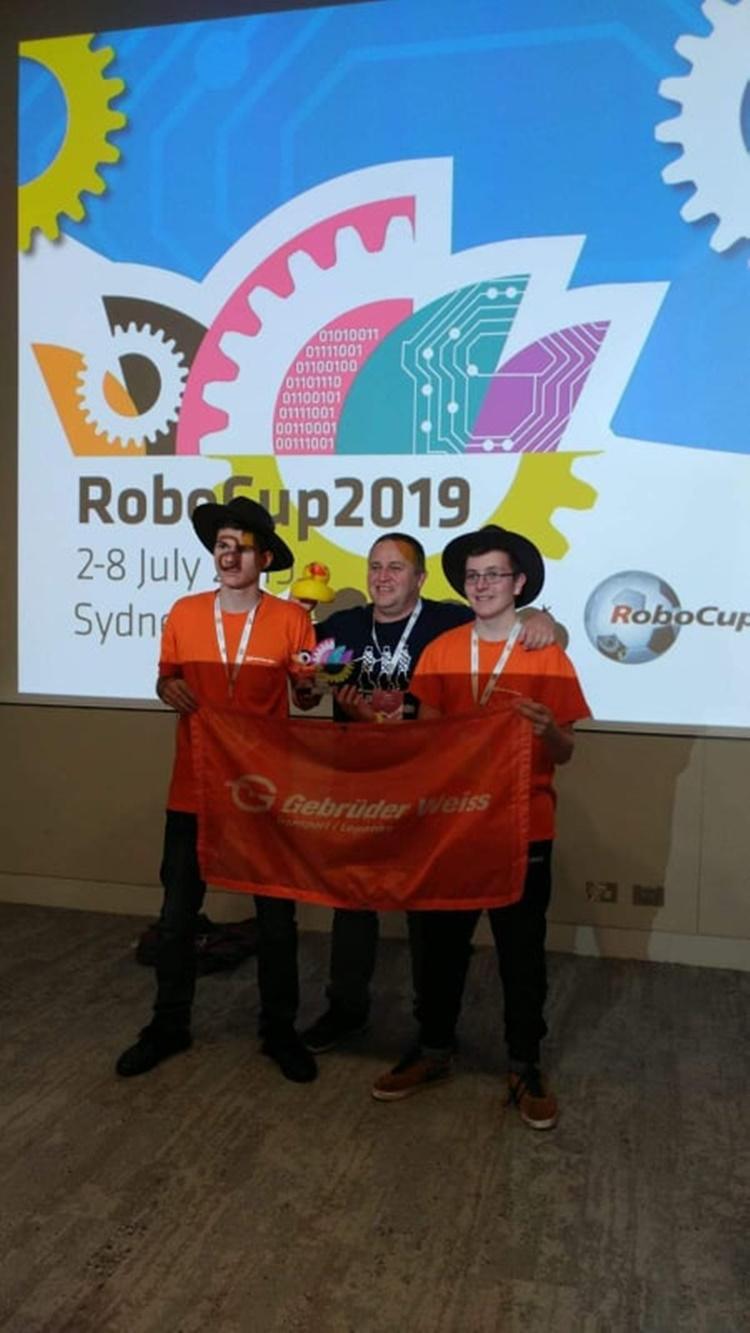 roboticari kolaric