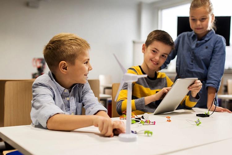 robotika djeca skola