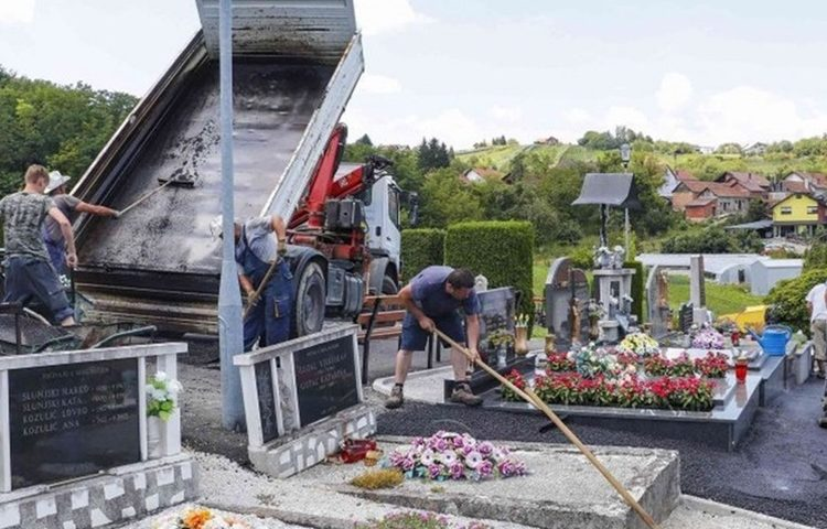 vidovec groblje 1