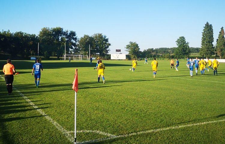nogomet Podravina