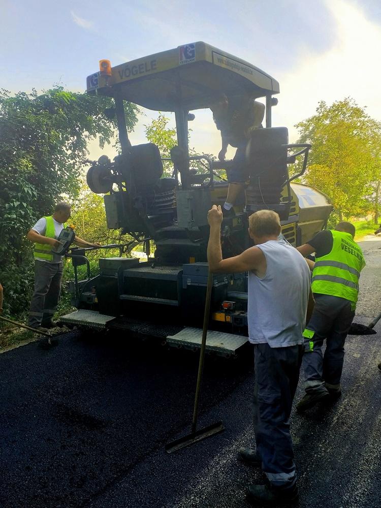 cestica radovi asfalt