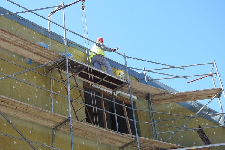 minerva 5 radnik skela gradjevina