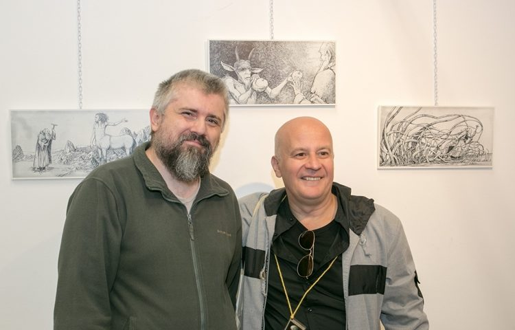 Tomislav Tomić i Denis Peričić