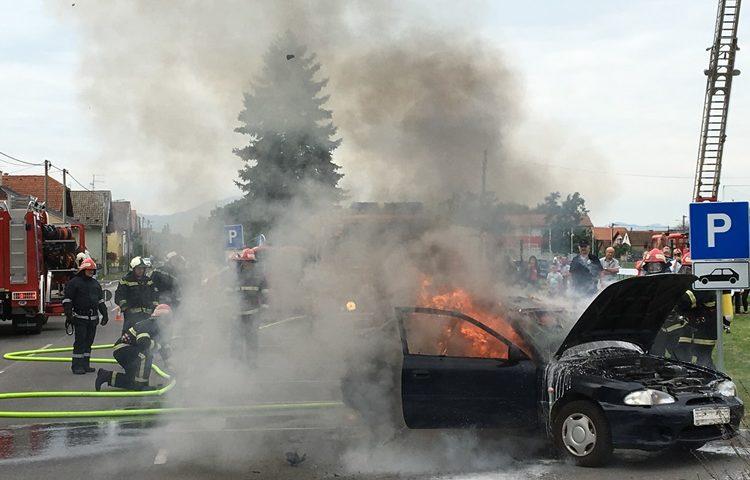 sracinec 24 vatrogasci vozilo pozar
