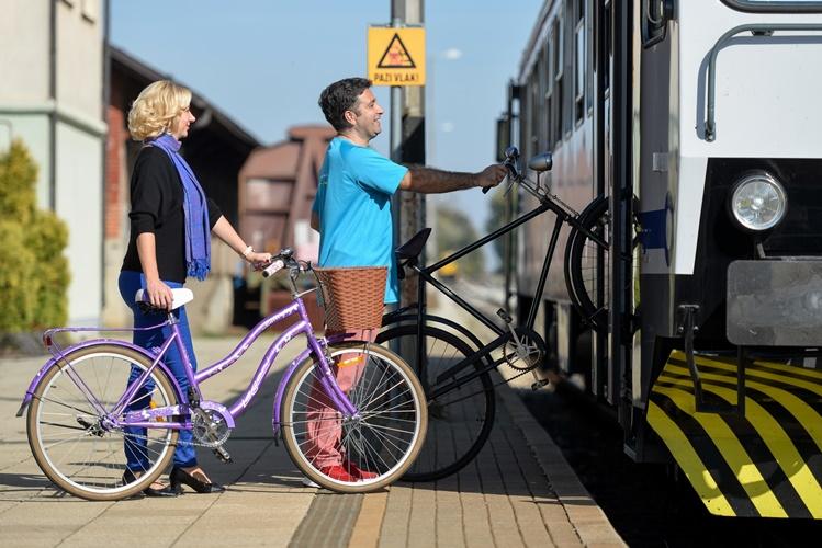 Varaždinska županija prva pokrenula projekt besplatnog prijevoza bicikala vlakom