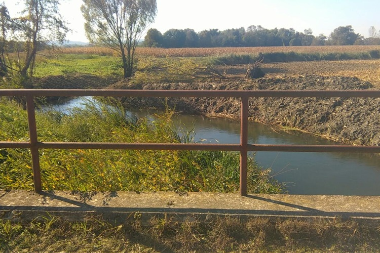 Kanal madarasevec hrastovljan