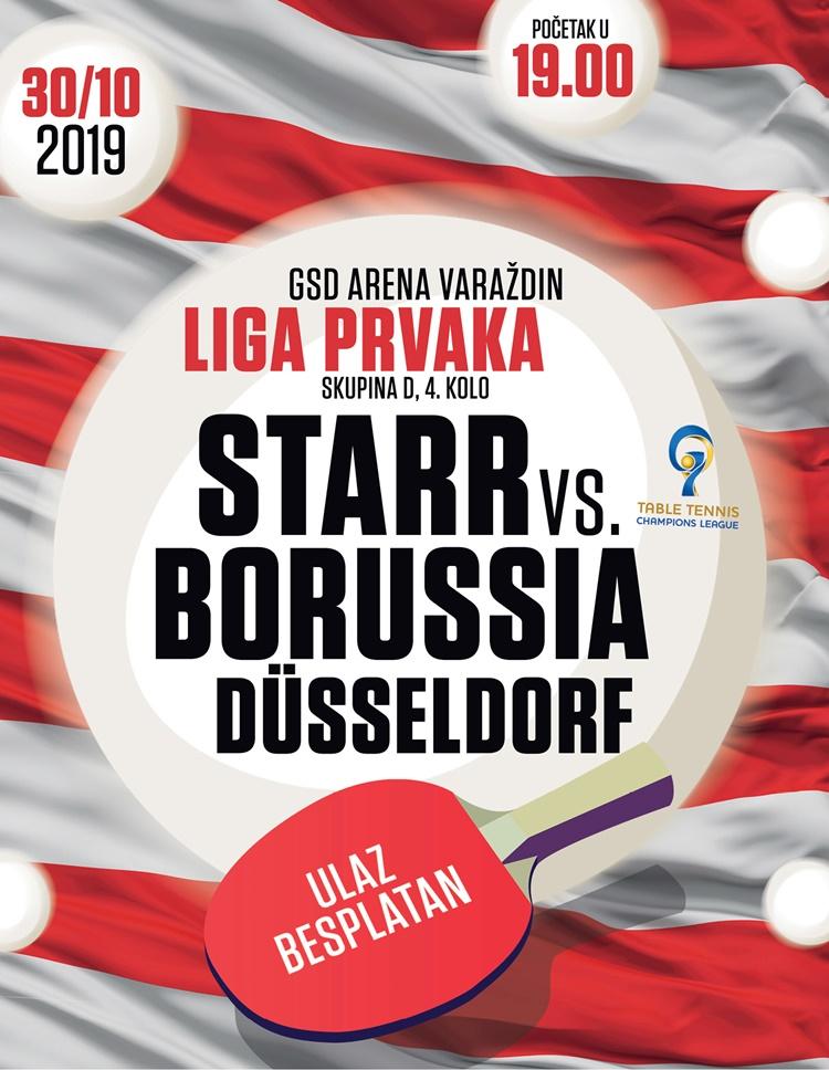 Starr - Borussia