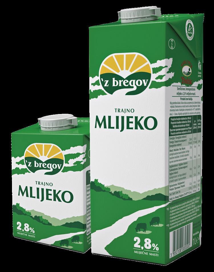 Tetra Edge mlijeko