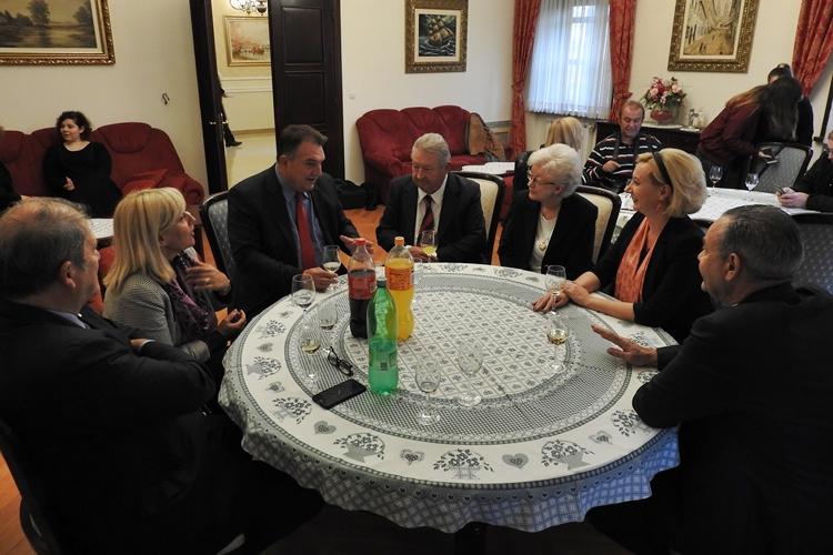 albanski predsjednik u Varaždinskoj županiji