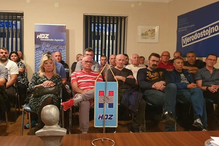 Osnovani odbori za branitelje te domovinsku sigurnost HDZ-a Varaždinske županije