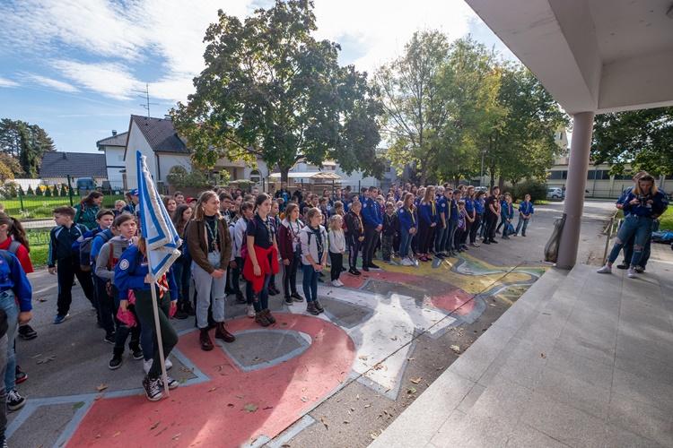 """Akcija """"Ulicama Varaždina"""" okupila 180 izviđača"""