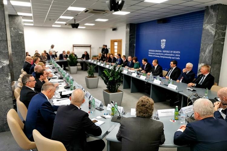 DRŽAVNI TAJNIK ANTONIĆ: Daljnje jačanje izuzetno dobrih gospodarskih odnosa Hrvatske i Njemačke