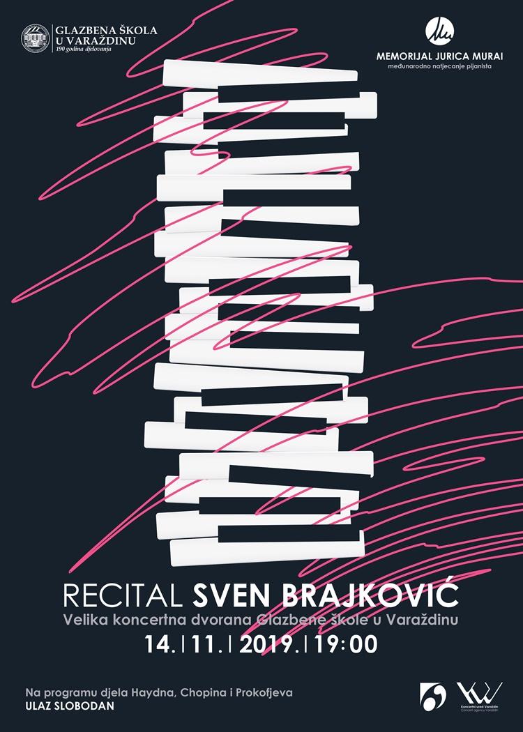 Plakat Sven Brajković