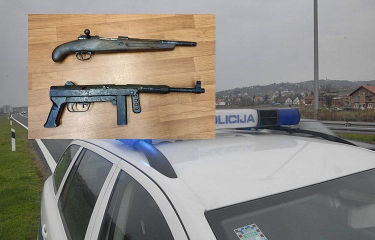 policija oružje