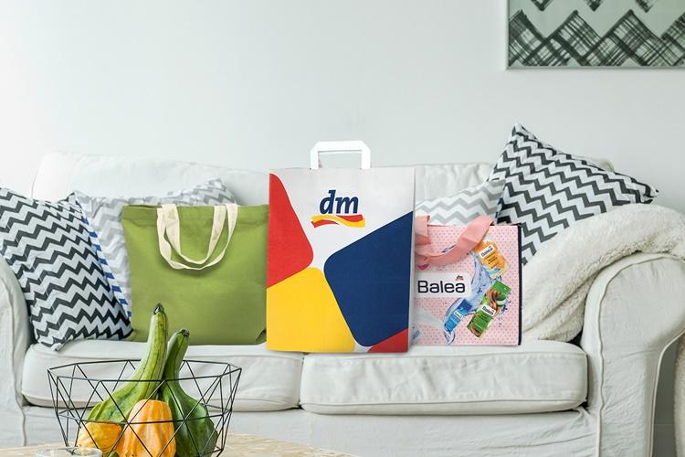 dm torbe za kupnju