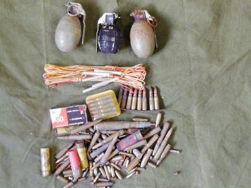 oruzje bombe streljivo