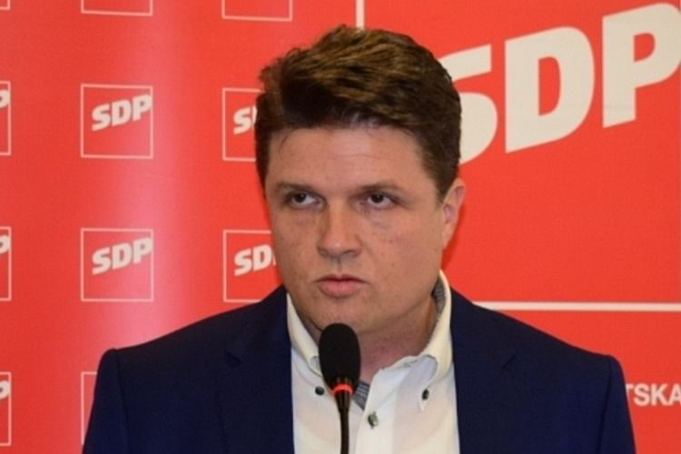 Miroslav Markovic SDP VZ