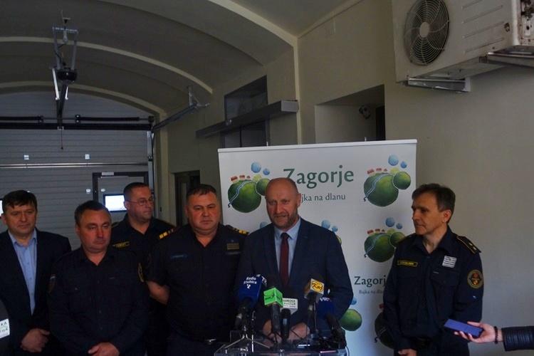 Župan Kolar na sastanku s Tucakovićem: U Stubičkoj Slatini bit će najmodernije europsko vatrogasno vježbalište