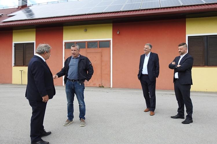 Potpredsjednik Vlade Štromar u Cestici – općina kao dobar primjer razvijenog sjevera