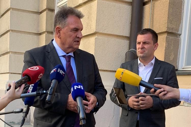 Radimir Čačić i Dario Hrebak1