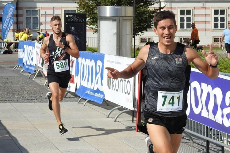 26 varazdinski polumaraton 12 pobjednik 5km klekovic
