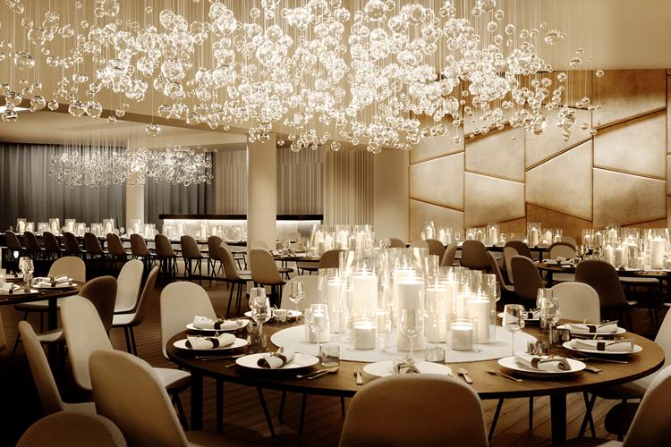 Luksuzna sala za vjenčanja