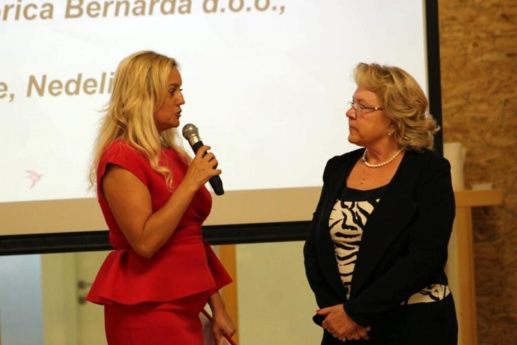 Sanela Dropulic i Bernarda Cecelja