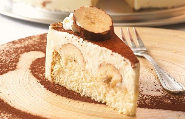 torta s bananama