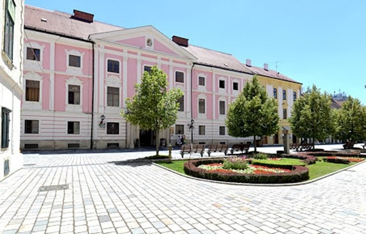zupanijska palaca