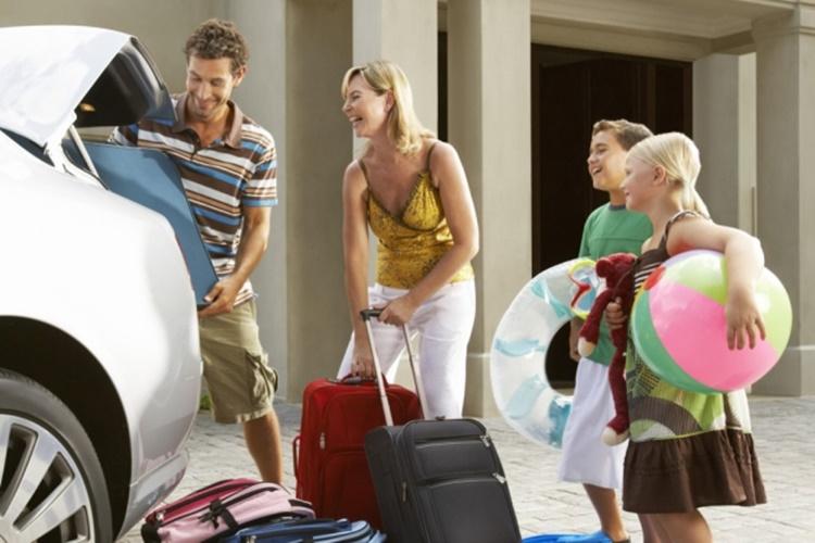 turisti putovanje
