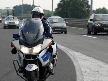 policija promet