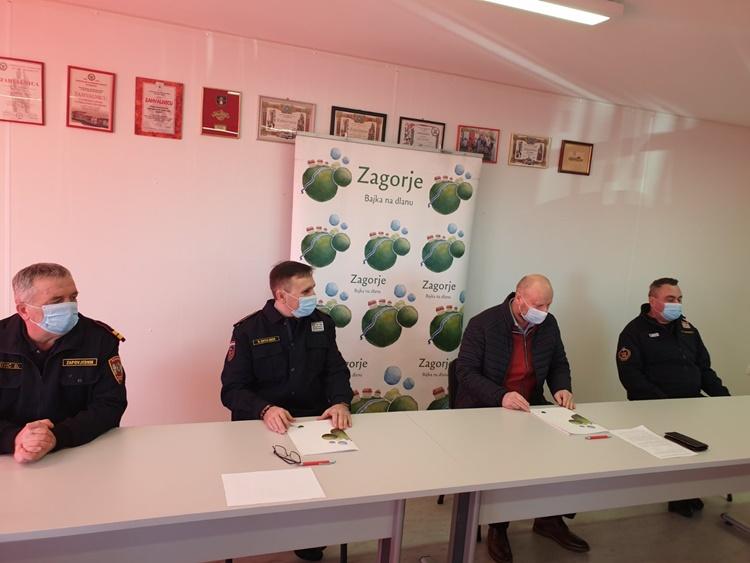 Potpisan-ugovor-o-financiranju-djelatnosti-Vatrogasne-zajednice-KZŽ6