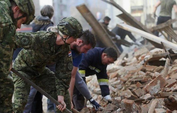 civilna potres