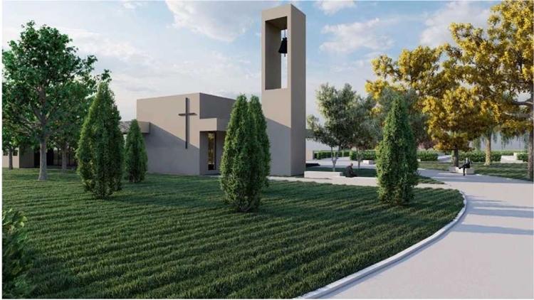 1 novi marof groblje ulaz