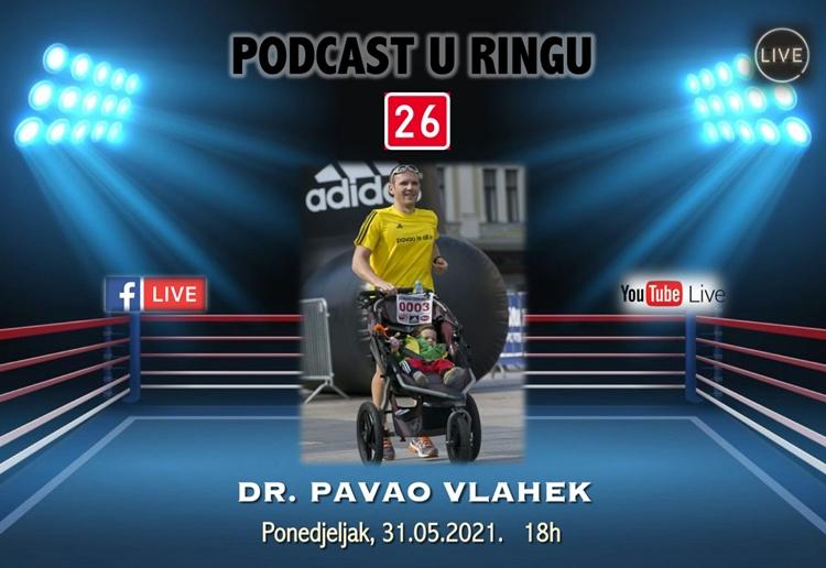 Sljedeći gost u Podcastu u ringu najbolji hrvatski stručnjak